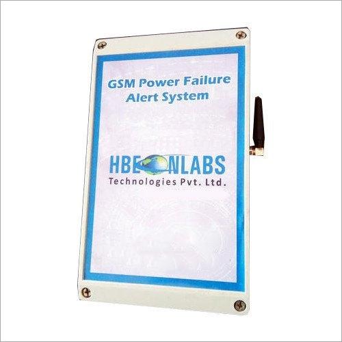 GSM Power Failure Alarm System