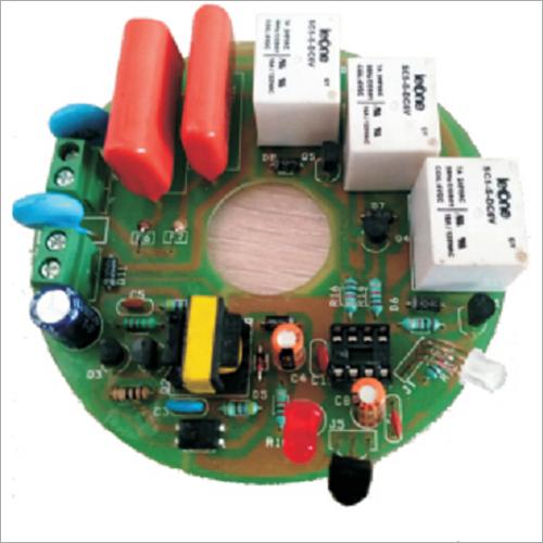 Phase Shift Fan Regulator PCB
