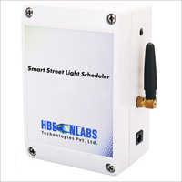 SMS Based Smart Street Light Scheduler