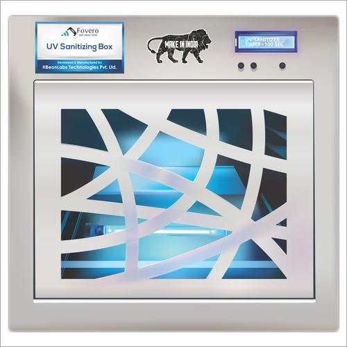 Fovero UV Sanitizing Box UV Disinfection Box For Phone