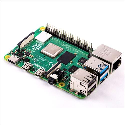 Raspberry Pi 4 Model B With 2 GB Ram