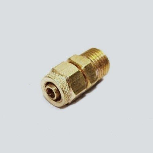 Brass Pu Male Connector