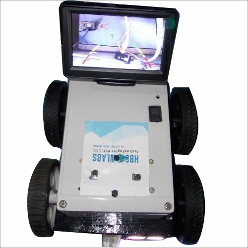Electric Duct Inspection Robot