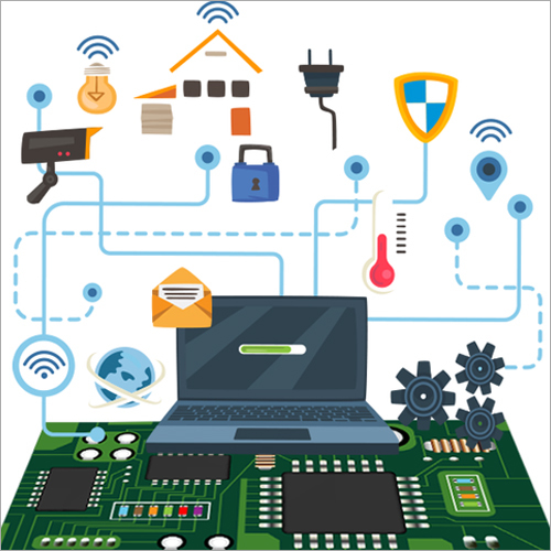 Commercial Software And Hardware Development Services
