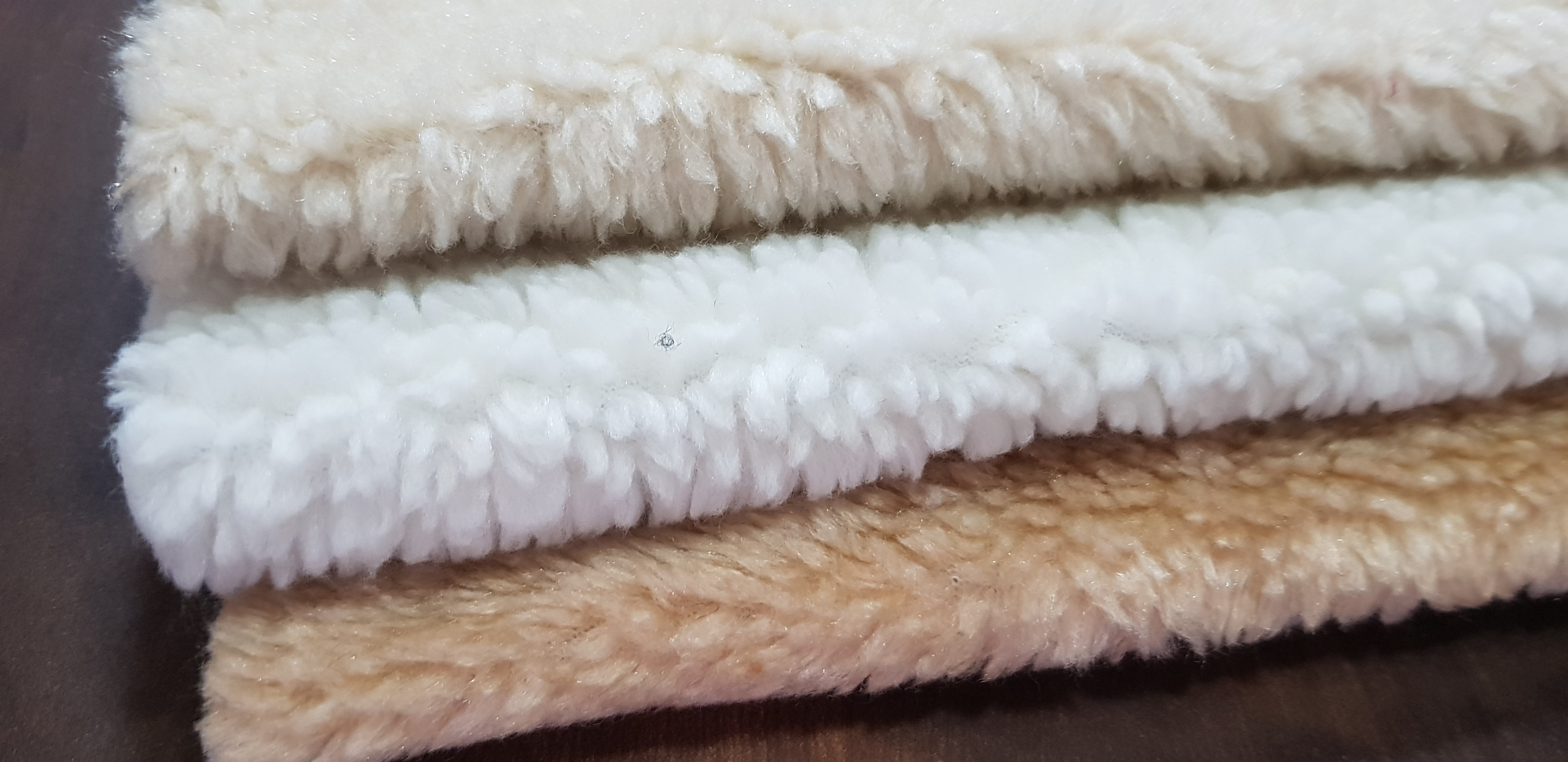 Acrylic Sherpa Fabric