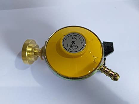 Aha with regulator Gas Safety Device