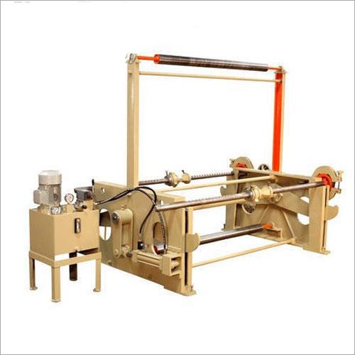 Hydraulic Self Loading Reel Stand