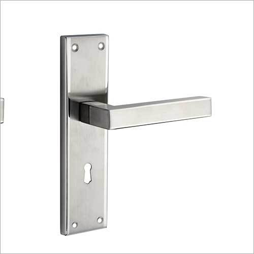 4003-Cubic Stainless Steel Mortice Handles
