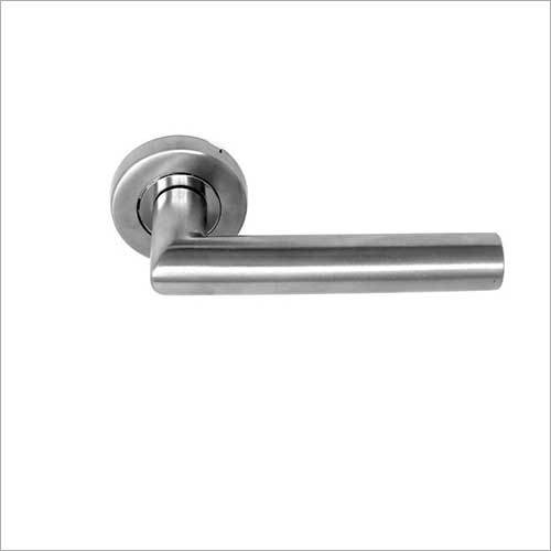 6002-Rounded Stainless Steel Mortice Handles