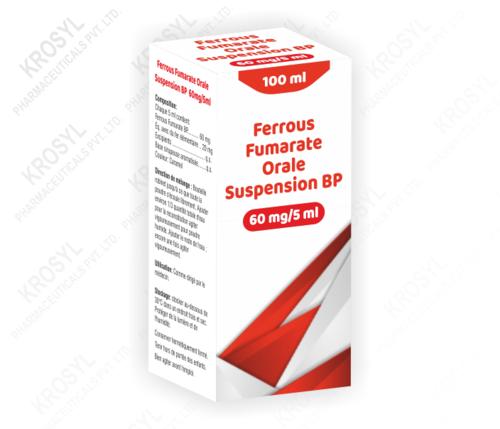 Ferrous Fumarate Oral Suspension