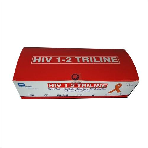Xamin HIV Test Card