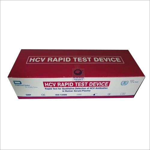 Xamin HCV Test Card