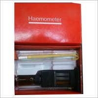 Haemometer Sahlis Set Round