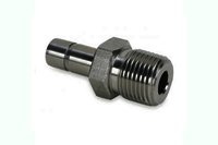 Stainless Steel Flare Male Adapter