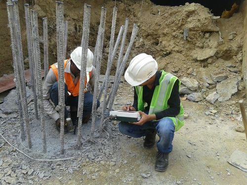 Concrete Non Destructive Testing NDT Services