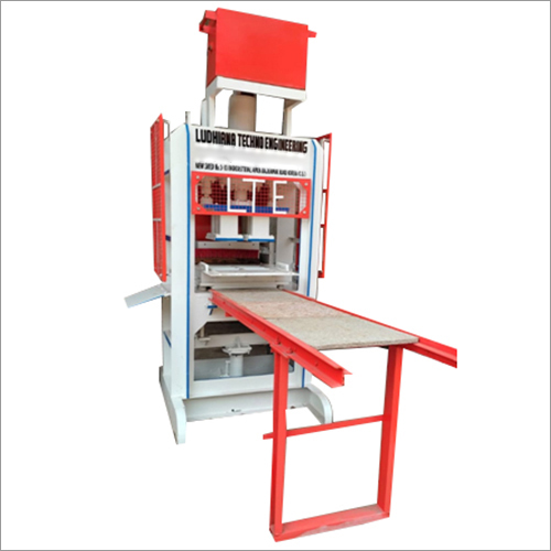 27 HP Three Phase Automatic Brick Making Machine