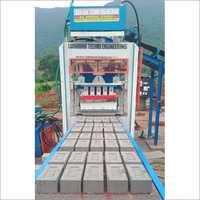 10-12 40 HP Brick Making Machine Triple Jack  System