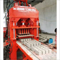 Automatic 10 Bricks Making Machine
