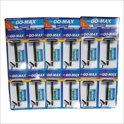 Go-Max Safety Razor