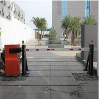 Crash Rated Automatic Boom Barrier