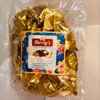 Whole Roasted Hazelnut Almond & Raisin Coated With Milk White & Dark Chocolate