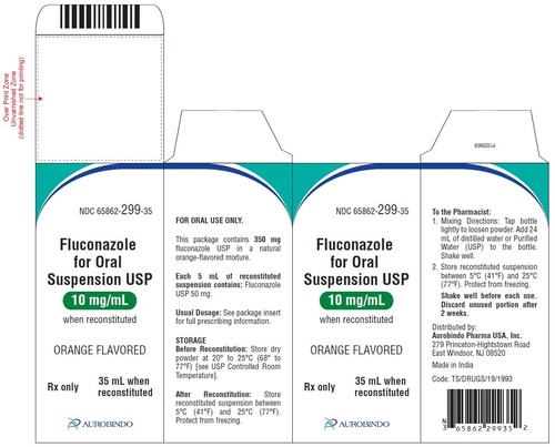 Fluconazole for Oral Suspension