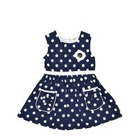 GRS Recycle Cotton Kids Frocks