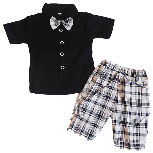 Sustainable Cotton Kids Casual Wear
