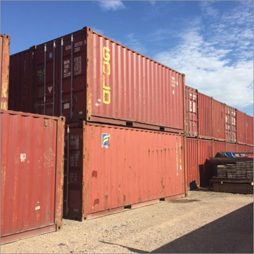 MS Used Containers