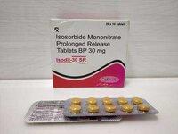 Isosorbide Mononitrate BP 30 MG