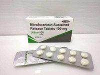 Nitrofurantoin 100 mg