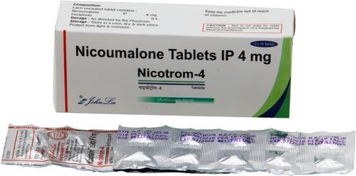 Nicoumalone 4 MG