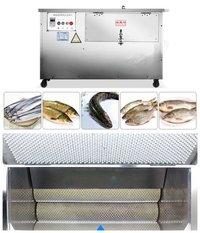 FSC-700 Factory Price Fish Scale Removing Machine Fish Washing Machine Fish Scale Peeler Machine