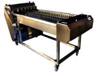 YFC-700 Electric Fish Cutter Automatic Fish Block Cutting Machine for Saury Professional Fish Processing Machine