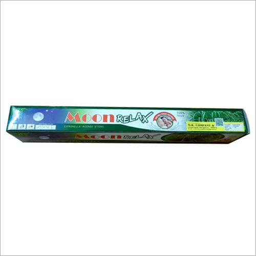 Moon Relax Mosquito Citronella Incense Sticks