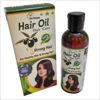 100ml Healthy Shine And Strong Hair Oil