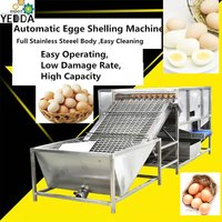 ESL-2000 Cooked Egg Shelling Machine