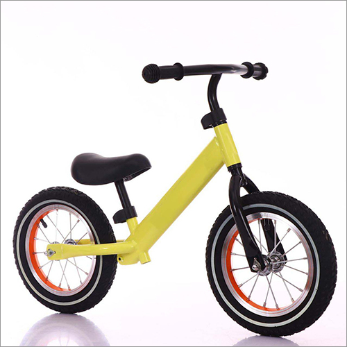 JWCS002 Yellow Kid Balance Bike