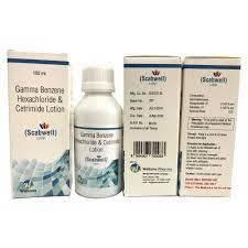 Gamma Banzene Hexachloride Lotion