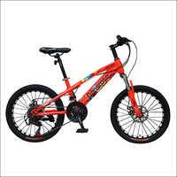 20 Inch Red War Wolf Mountain Bike