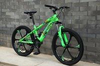 24 Inch Black Wing Tiger Mountain Bike