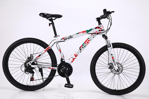 26 Inch Black Camouflage Mountain Bike