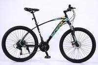 26 Inch Black Creeper Mountain Bike