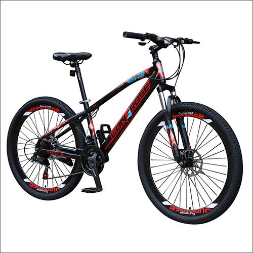 26 Inch Black Decepticon Mountain Bike