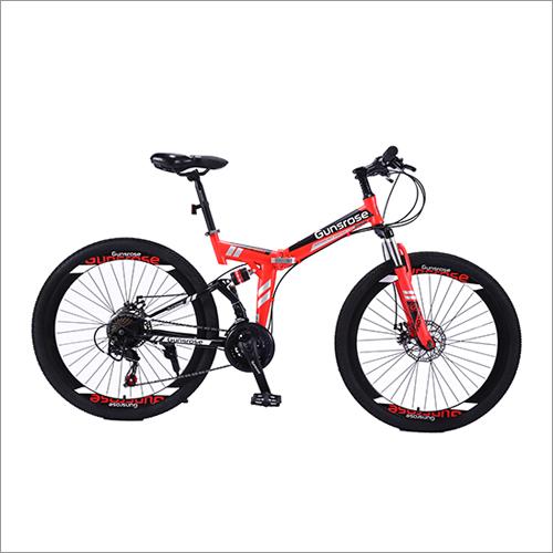 26 Inch Red King Kong Mountain Bike