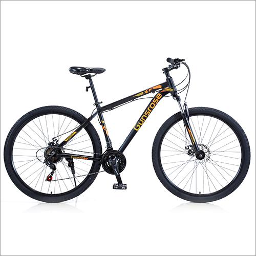 27.5-29 Inch Orange Aluminum Explorer Mountain Bike