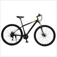 27.5-29 Inch Black Oil Painting Without Film Mountain Bike