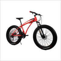 Red Shark Snow Bike