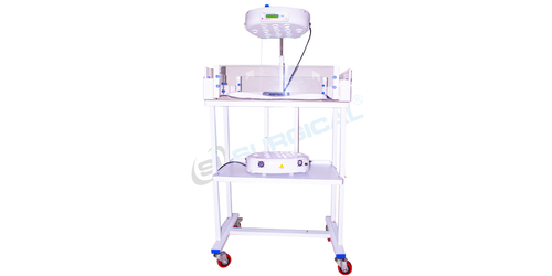 LED DOUBLE SURFACE PHOTOTHERAPY UNIT (SIS 2061)