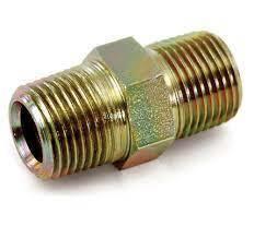 Brass Pipe Double Nipple